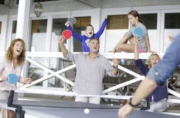 Comparaison des tables de ping-pong d'extérieur